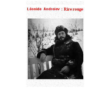 Andreev Léonid : Rire rouge