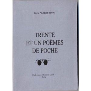 Livre bilingue français-polonais P. Albert – Birot
