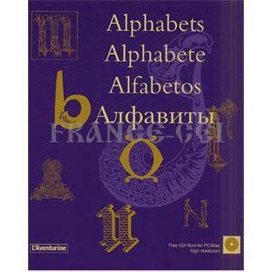 Alphabets. Avec 1 CD-ROM