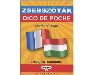 Dictionnaire de poche hongrois-français & français-hongrois