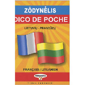 Dictionnaire de poche lituanien-français et français-lituanien