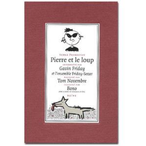 Pierre et le loup. Avec 1 CD audio
