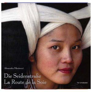 Grand livre – album 'La route de la Soie'