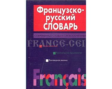 Nouveau dictionnaire français/russe Skakun