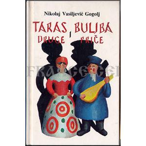 Livre en croate : Taras Buljba Gogolj (Taras Boulba, Gogol)