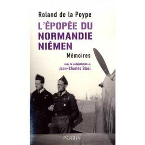 De la Poype Roland : L'épopée du Normandie-Niémen