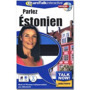Cours d'ESTONIEN pour débutants  (Talk Now)