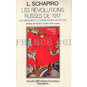 Shapiro:  Les révolutions russes de 1917
