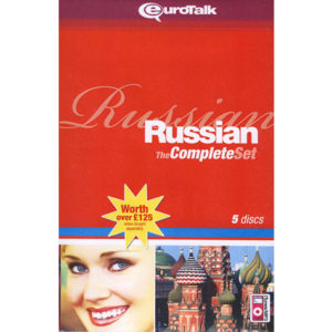 00- Ensemble complet RUSSE, 5 cd-rom !!!
