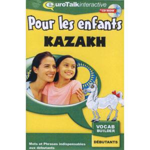 Le KAZAKH pour les enfants (EuroTalk)