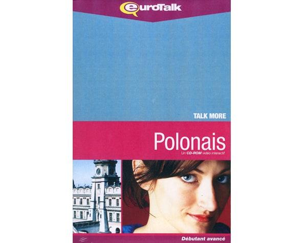 POLONAIS, un Cd-Rom interactif (Talk More)