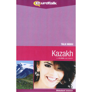 KAZAKH, un Cd-Rom interactif (Talk More)