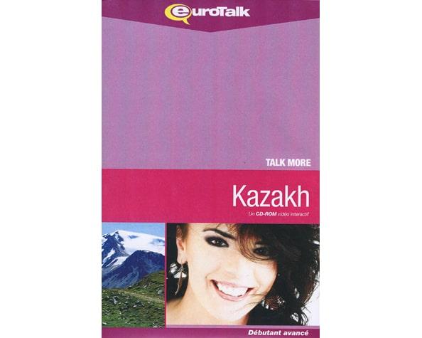 KAZAKH, un Cd-Rom interactif (Talk More)