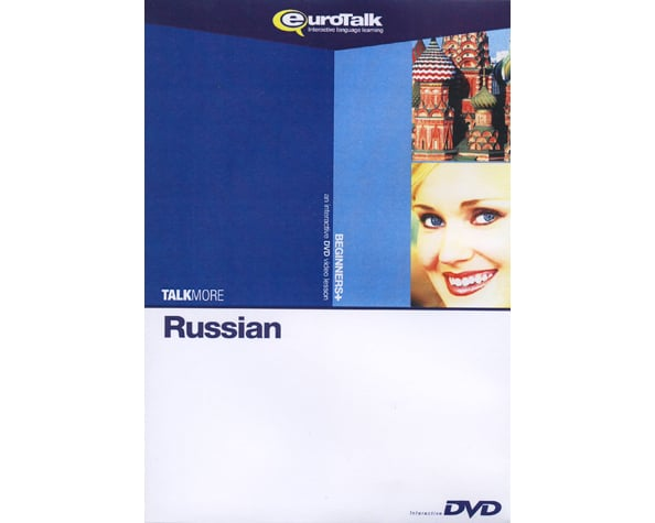 00- Talk More DVD russe