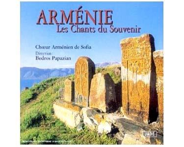 Cd – Arménie – Les chants du souvenir, liturgiques arméniens