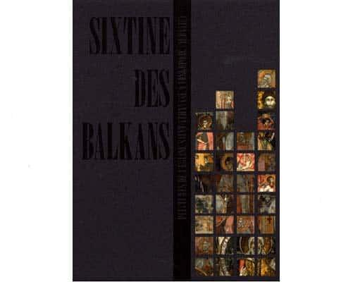 Album : Sixtine des Balkans (bilingue français-albanais)