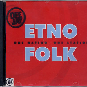 CD – Etno Folk Musique serbo-croate