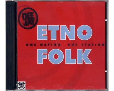 CD – Etno Folk Musique serbo-croate