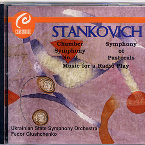 Cdc1005 – CD : Stankovich par l'orchestre National d'Ukraine
