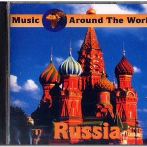 Cdtr05 – Russie > Recueil de 16 chansons russes