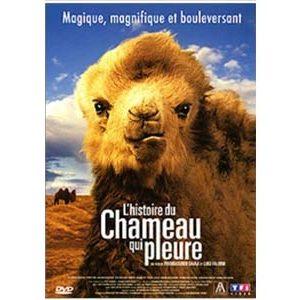 DVD L'histoire du chameau qui pleure (français, mongol)
