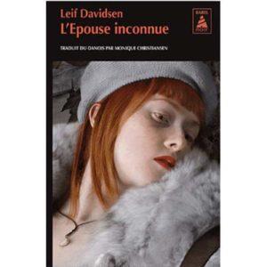 Davidsen Leif : L'Epouse inconnue