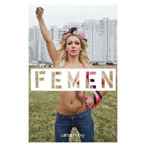Femen (topless) Ukraine
