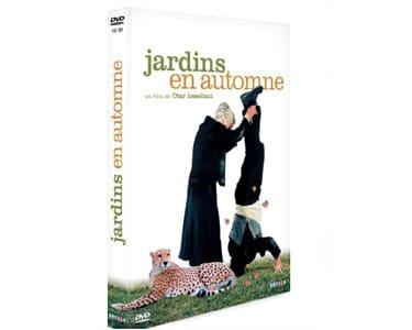Dvd – Jardins en automne (Otar Iosseliani)