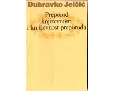 Livre en croate : Académicien Dubravko Jelčić – Prepor