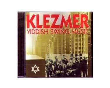 Cdkl : Klezmer Yiddish Swing Music (1909-1950)