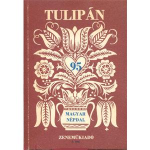 Livre en hongrois 'Tulipan'