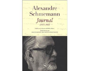 Schmemann Alexandre : Journal (1973-1983) Nikita Struve