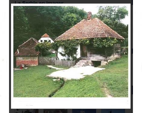 Guide 'Le Tourisme rural en Serbie'