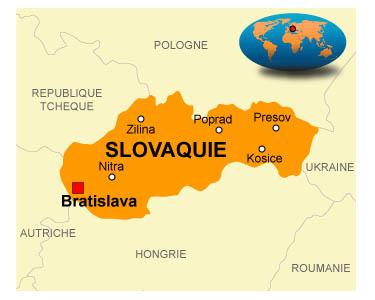 Guide de Slovaquie