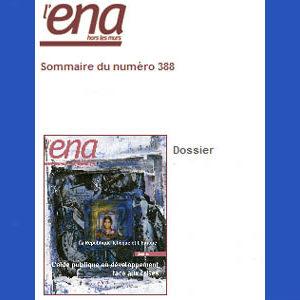 La République Tchèque et l'Europe : magazine L'ENA hors les murs