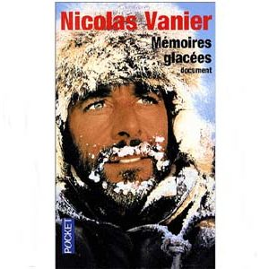 Vanier Nicolas : Mémoires glacées