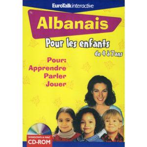 L' ALBANAIS pour les enfants de 4 à 7 ans (EuroTalk)