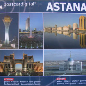 Guide Cd Rom Astana (en français)