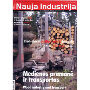 L'industrie transformatrice du bois en pays baltes – Transport –