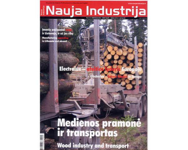 L'industrie transformatrice du bois en pays baltes – Transport –