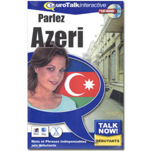 Azeri – PARLEZ AZERI pour débutants (Talk Now)