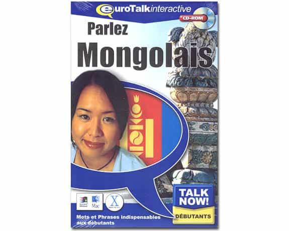 Mongol – PARLEZ MONGOL pour débutants (Talk Now)