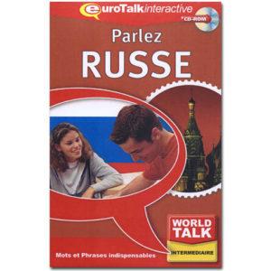 02 – Cours de RUSSE – Russe intermédiaire (World Talk)