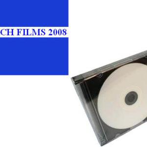 Catalogue des films tchèques 2008 CD