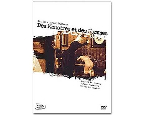 Film DVD Bilingue Des monstres et des hommes Russe s/t français