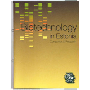 Estonie – Dossier spécial – Biotechnologie