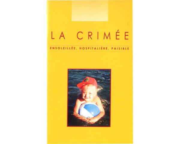 Mini-Guide album 'LA CRIMEE'