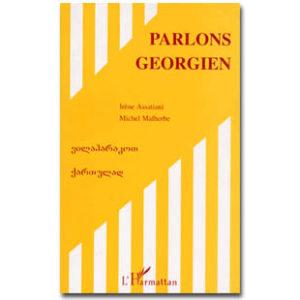 PARLONS GEORGIEN – Langue et culture d'Irène Assatiani
