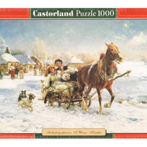 Puzzle 2000 pièces – Wierusz-Kowalski, Pologne