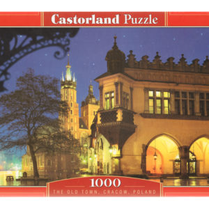 Puzzle 1000 pièces – Cracovie, Pologne
